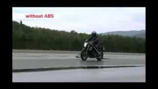 Sistema ABS para motocicletas