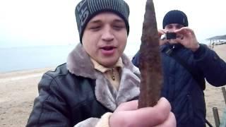 getlinkyoutube.com-Новый G Maxx II Копаем на море. New G Maxx II Digging for sea