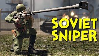 getlinkyoutube.com-SOVIET SNIPER! - Heroes and Generals (War Story)