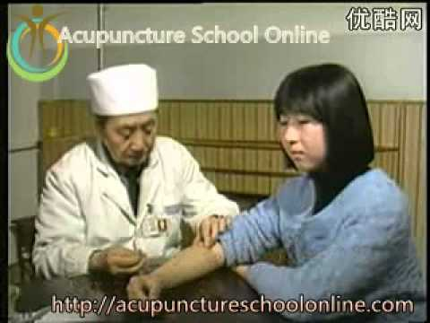 Acupuncture Video Course Lesson 23 - Eye Acupuncture Therapy