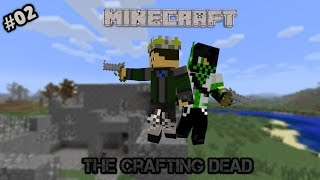 getlinkyoutube.com-Minecraft Adventure: The Crafting Dead/Episodul 2