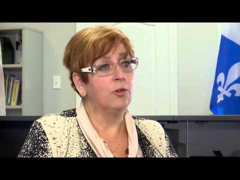 Je veux être proche des citoyens - Sylvie Boucher