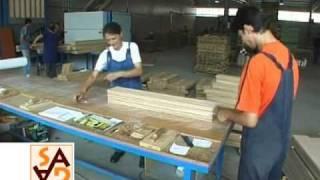 getlinkyoutube.com-Saga drvo - solid wood manufacturer - hardwood flooring boards and parquet