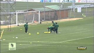 getlinkyoutube.com-Juventus goalkeeper training :D || JuveTV.eu ||