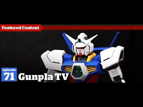Gunpla TV - Episode 71 - AGE Mega Size Gundam - Millennium Falcon