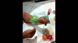 getlinkyoutube.com-Passo a Passo como fazer flor de Jujuba