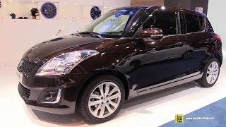getlinkyoutube.com-2015 Suzuki Swift - Exterior and Interior Walkaround - 2014 Paris Auto show