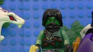 getlinkyoutube.com-LEGO NINJAGO MOVIE - Chronicles Of Pythor - Ghosts Are Real.