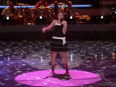 Amazing girl singing at america's got talent