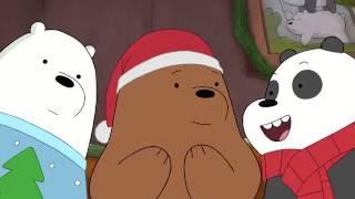 getlinkyoutube.com-We Bare Bears - Christmas Parties (Sneak Peek)