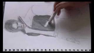 getlinkyoutube.com-niko speed draw Leon Kennedy