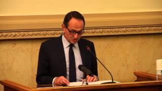 René Rouquet, Président du groupe parlementaire France-Arménie à l'Assemblée Nationale