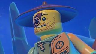 getlinkyoutube.com-LEGO Ninjago: Shadow of Ronin 100% Walkthrough Guide #7 - Chapter 7 'The Vaults of Ice and Fire'