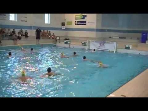 Waterpolo Finale Championnat de France -15ans/ FNCDouai - CNNoisy/ 2011-2012