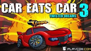 getlinkyoutube.com-Car Eats Car 3 Walkthrough All Level