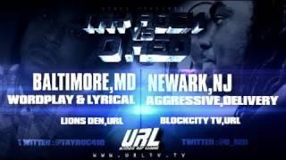getlinkyoutube.com-SMACK/ URL Presents Tay Rock vs O-Red