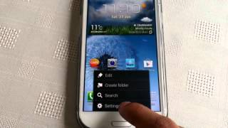 getlinkyoutube.com-Samsung galaxy s3 (HIGH RAM USAGE FIX MAKES PHONE SNAPPIER +SMOOTHER)