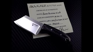 getlinkyoutube.com-Eric Bonner Pocket Butcher - I'll never need another fixed blade EDC