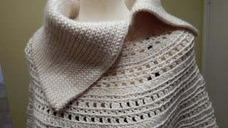 getlinkyoutube.com-Elegante Invierno Crochet