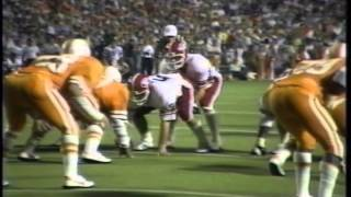 getlinkyoutube.com-1980 Georgia Bulldogs at Tennessee Volunteers- Munson's call and comments