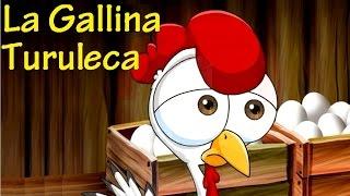 getlinkyoutube.com-LA GALLINA TURULECA - CANCIONES INFANTILES -  con Letra