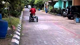getlinkyoutube.com-Modifikasi MIO Roda 3 bisa mundur by caturbambang