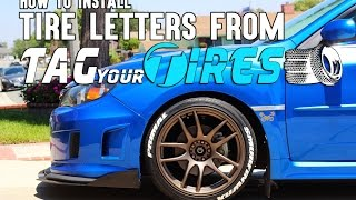 getlinkyoutube.com-How to Install Tire Letters from Tag Your Tires .com