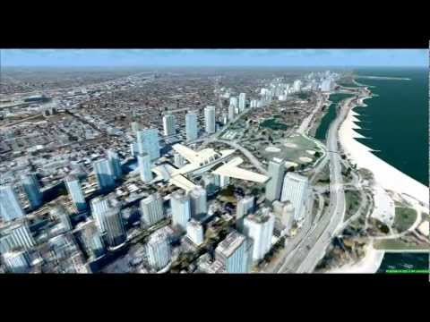 FSX INSANE GRAPHICS! CHICAGO AMD RADEON 6970