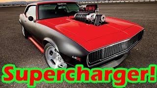 Aprenda como funciona o Supercharger e o Blower!
