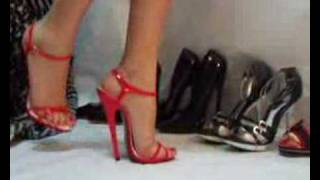 getlinkyoutube.com-tacones de vertigo red sandals