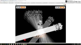 getlinkyoutube.com-sans simulator 2 player on scratch U GONNA HAVE A BAD TIME!!!!!!!!!!!