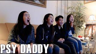 getlinkyoutube.com-PSY (싸이)- Daddy (Reaction Video)