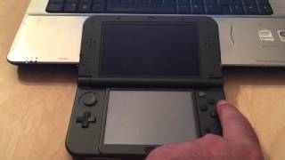 getlinkyoutube.com-New 3ds XL - Coldboot rxtools + ctrbootmanager