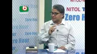 Zero Hour 25 10 15 TalkShow Host Saiful Islam, Guest Salimullah Khan And Kandakar Sakhawat Ali
