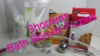 getlinkyoutube.com-How To Make Bath Bombs Fizzies With Shopkins Or Other Toys Inside