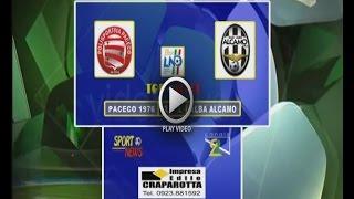 SERVIZIO  PACECO   - ALBA ALCAMO  1-1