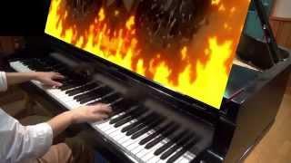 getlinkyoutube.com-【戦姫絶唱シンフォギアGX劇中歌】 RADIANT FORCE を ピアノで弾いてみた