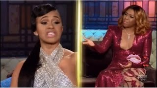 getlinkyoutube.com-Cardi B. Pops Off On BBOD During The #LHH Reunion