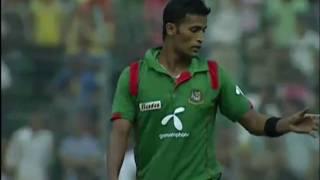 getlinkyoutube.com-Bangladesh Cricket: Final 3 Overs, BD vs NZ ODI 1, Oct 5, 2010