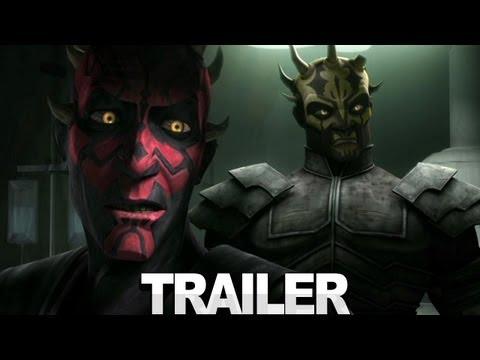 The Clone Wars Trailer - Season Five