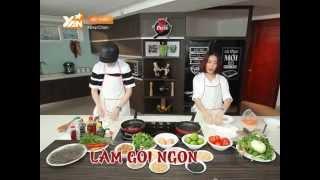 """getlinkyoutube.com-Bếp Chiến: Gil Lê ghiền ăn chè vỉa hè, Hòa Minzy """"đảm đang"""" vào bếp (Tập 6 - Full)"""