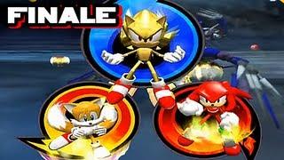 getlinkyoutube.com-Let's Play Sonic Heroes - Last Story - FINALE