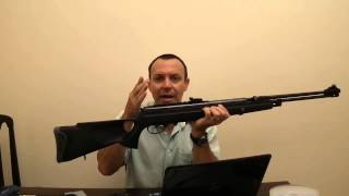 getlinkyoutube.com-Review da Carabina Hatsan Torpedo TH150 Cal  4,5