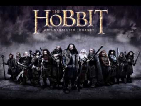 "The Hobbit (trailer song) - ""Misty Mountains Cold"" [Soundtrack/Theme] -crtypsbUPKs"