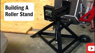 getlinkyoutube.com-Roller Stand Build