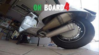 getlinkyoutube.com-On Board 4 • Vespa 50 Special Zirri/Quattrini M1L d.56 - GoPro Hero4 Silver - By Niculin93