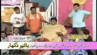 getlinkyoutube.com-Meri Chi Chi Da Challa - Punjabi Funny Qawali Stage Drama