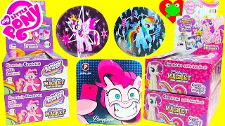 getlinkyoutube.com-My Little Pony Magnets in Blind Bags with Cutie Mark Crusaders