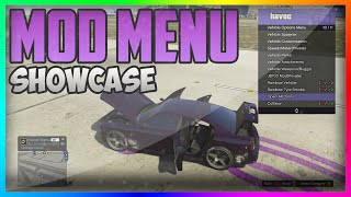 "getlinkyoutube.com-GTA 5 Online: ""HAVOC 1.27 MOD MENU + DOWNLOAD - PS3 + 360 Mod Menu Showcase"" (GTA 5 Mods)"