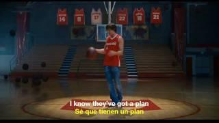 getlinkyoutube.com-Scream -  High School Musical 3 (english - spanish lyrics) HD / Subtitulado en ESPAÑOL & INGLES